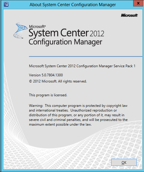 Cumulative Update 2 for Configuration Manager 2012 SP1 available for