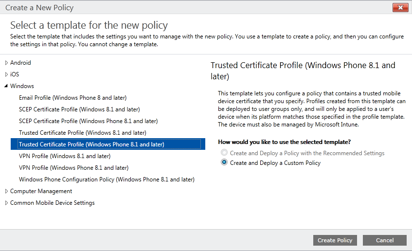 Part 3 deploy certificates to mobile devices using microsoft clipimage001 maxwellsz