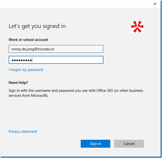 Azure AD Intune Enrollment Integration Join 2