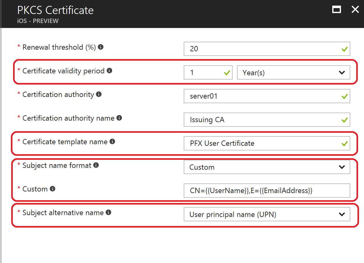 Part 2 – Deploying Microsoft Intune Connector in an