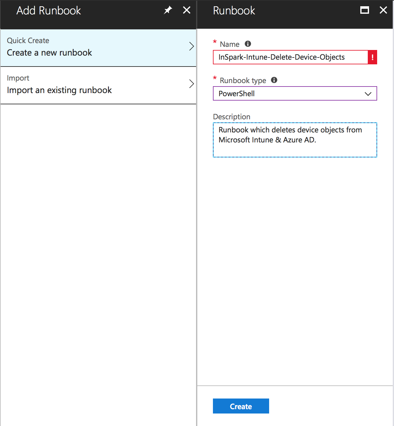 Keep your Microsoft Intune tenant clean and tidy /w Azure