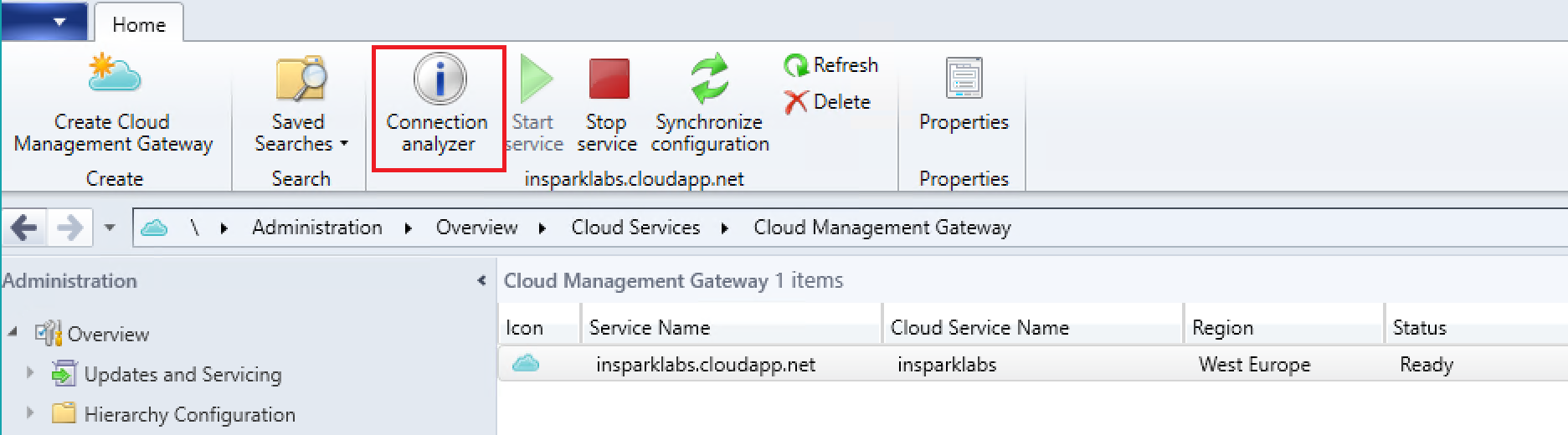 Troubleshooting Cloud Management Gateway: Quick