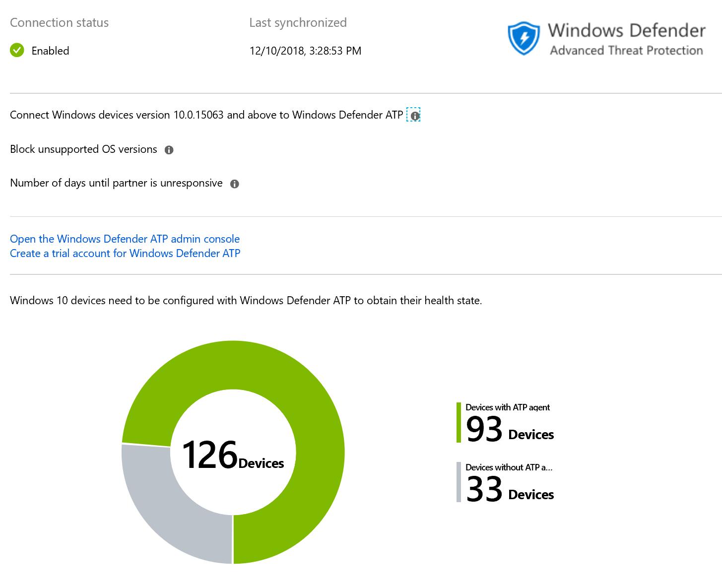 Windows Defender ATP: Onboarding your Windows 10 endpoints